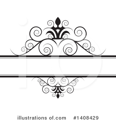 Wedding Frame Clipart #1408429 by Lal Perera