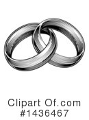 Wedding Rings Clipart #1436467