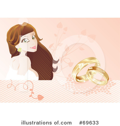 Wedding Ring Clipart #69633 by MilsiArt