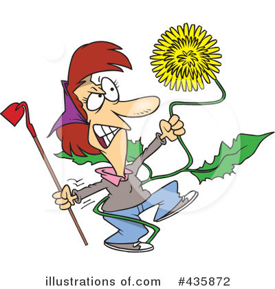 Gardening Clipart #435872 by toonaday