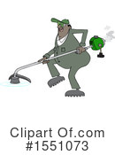 Weed Eater Clipart #1551073 by djart