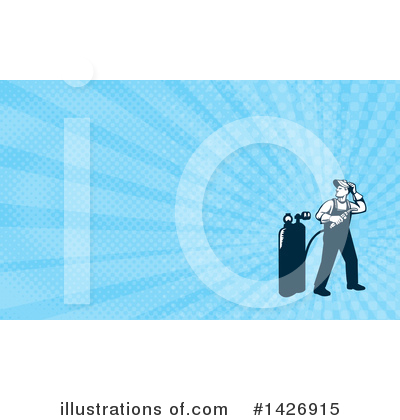 Business Card Design Clipart #1426915 by patrimonio