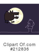 Werewolf Clipart #212836 by NL shop
