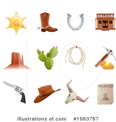 Icons Clipart #1063767 by TA Images
