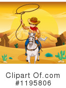 Western Clipart #1195806 by Graphics RF