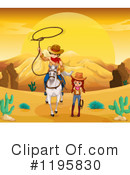 Western Clipart #1195830 by Graphics RF