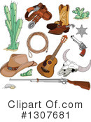 Western Clipart #1307681