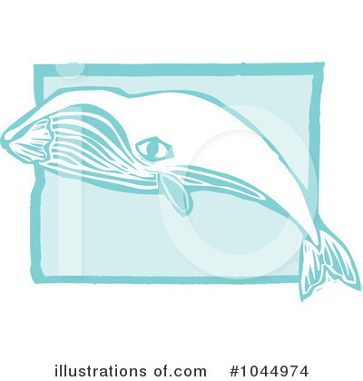 Whale Clipart #1044974 by xunantunich