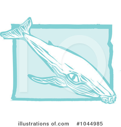 Whale Clipart #1044985 by xunantunich