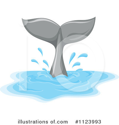 Whale Clipart #1123993 by Graphics RF