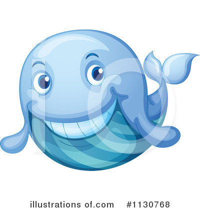 Whale Clipart #1130768 by Graphics RF