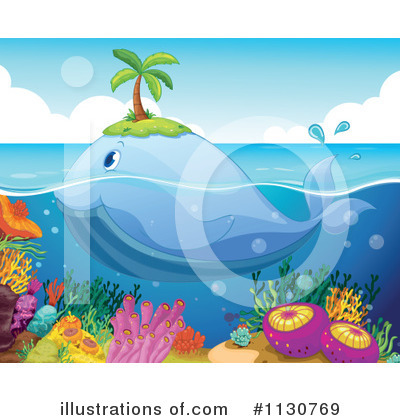 Whale Clipart #1130769 by Graphics RF