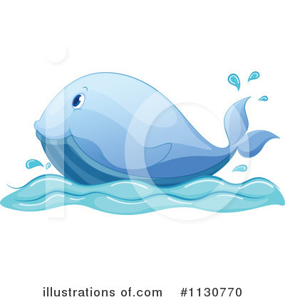 Whale Clipart #1130770 by Graphics RF