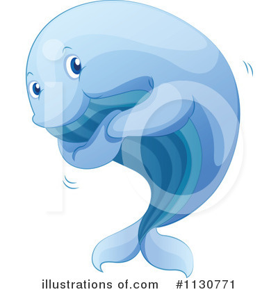 Whale Clipart #1130771 by Graphics RF