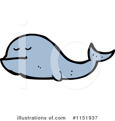 Whale Clipart #1151937 by lineartestpilot