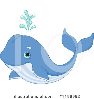 Whale Clipart #1198982 by Pushkin