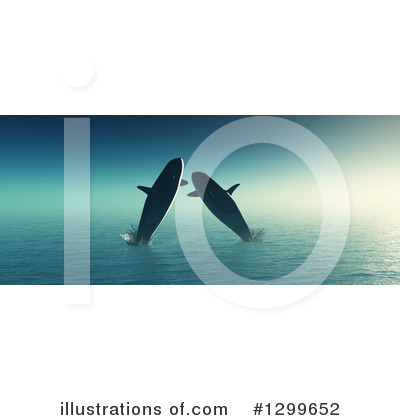 Orca Clipart #1299652 by KJ Pargeter