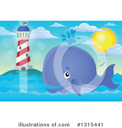 Lighthouse Clipart #1315441 by visekart