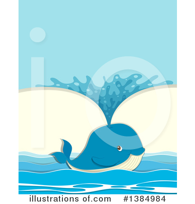 Whale Clipart #1384984 by Graphics RF