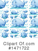 Whale Clipart #1471722 by Graphics RF