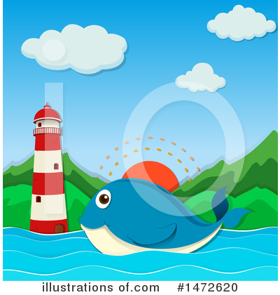 Whale Clipart #1472620 by Graphics RF