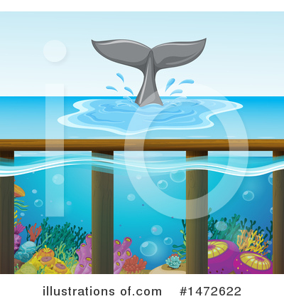 Whale Clipart #1472622 by Graphics RF