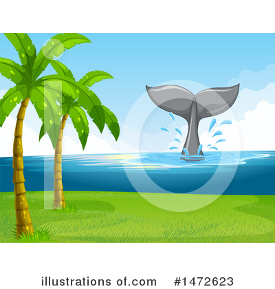Whale Clipart #1472623 by Graphics RF