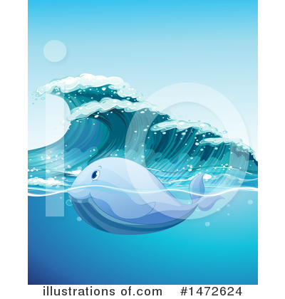 Whale Clipart #1472624 by Graphics RF