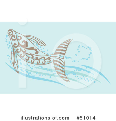 Fish Clipart #51014 by Cherie Reve