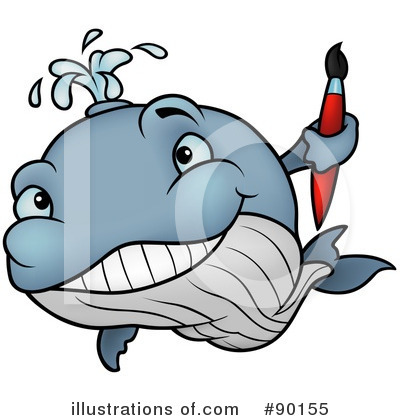 Whale Clipart #90155 by dero