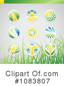 Wheat Clipart #1083807 by elena
