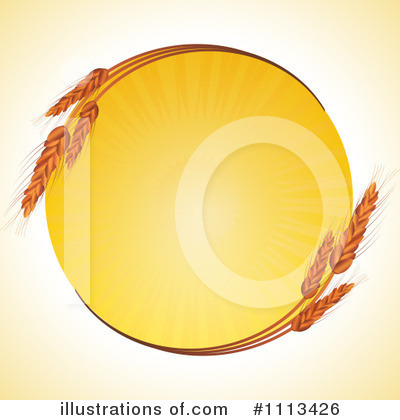 Wheat Clipart #1113426 by elaineitalia