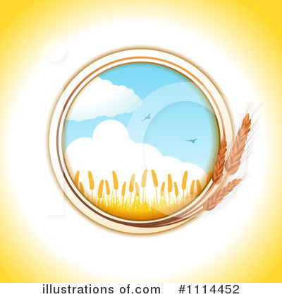 Wheat Clipart #1114452 by elaineitalia