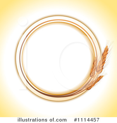 Wheat Clipart #1114457 by elaineitalia
