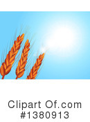 Wheat Clipart #1380913 by elaineitalia