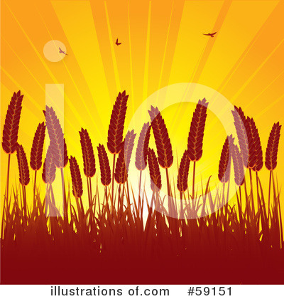 Wheat Clipart #59151 by elaineitalia