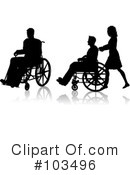 Wheelchair Clipart #103496 by KJ Pargeter