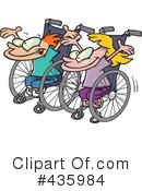 Wheelchair Clipart #435984