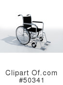Wheelchair Clipart #50341 by Frank Boston