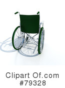 Wheelchair Clipart #79328 by Frank Boston