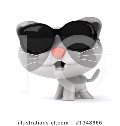 Cat Clipart #1348666 by Julos