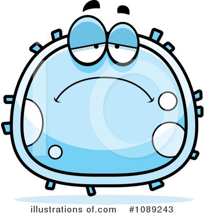 White Blood Cell Clipart #1089243 by Cory Thoman