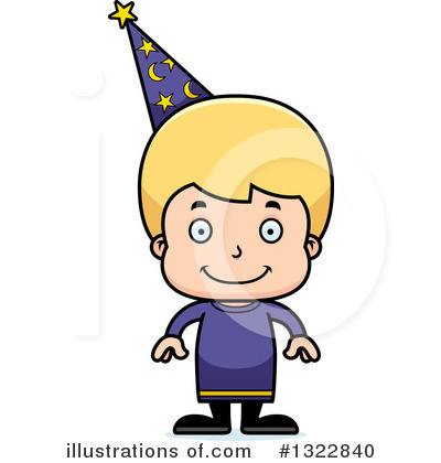 Royalty-Free (RF) White Boy Clipart Illustration by Cory Thoman - Stock Sample #1322840