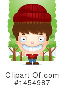 White Boy Clipart #1454987 by Cory Thoman