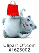 White Cat Clipart #1625002 by Julos