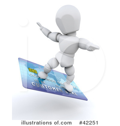 Surfer Clipart #42251 by KJ Pargeter