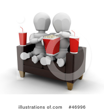 Directors Chair Clipart #46996 by KJ Pargeter
