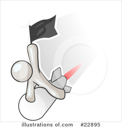 Missiles Clipart #22895 by Leo Blanchette