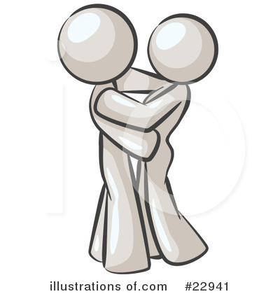 Royalty-Free (RF) White Collection Clipart Illustration by Leo Blanchette - Stock Sample #22941