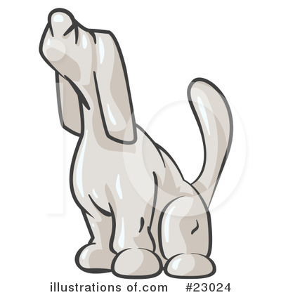 White Collection Clipart #23024 by Leo Blanchette